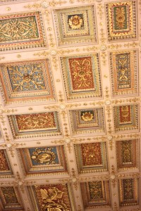 Ceilings of the Vatican and Rome