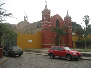Lima – Impressions of an Old and Large Imperial Capital