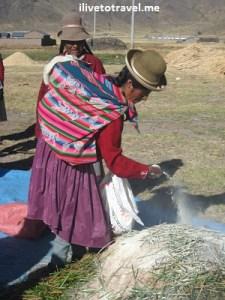 Hope, Bones and Natural Beauty in Puno, Peru
