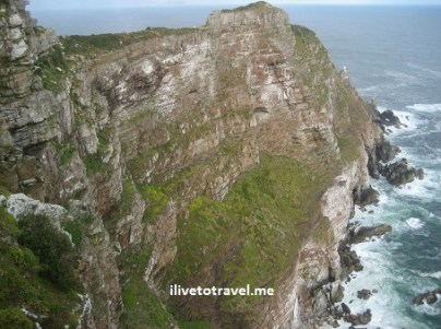 Cape Point near the Cape of Good Hope in South Africa
