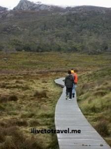 """Tasmania – The Lakes, the Mountains and the """"Tinas"""""""