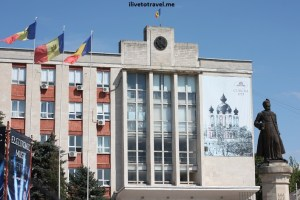 Photo Essay of the Center of Moldova's Capital:  Chisinau