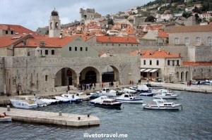Photo of the Week – Harbor in Dubrovnik, Croatia