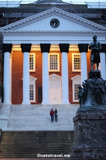 Thomas Jefferson at the University of Virginia
