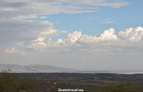 Lake Manyara in Tanzania