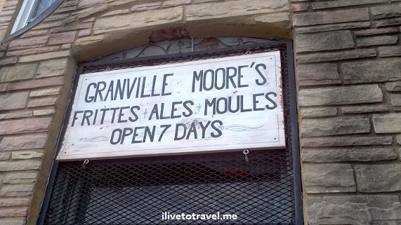 Granville Moore in NE Washington, D.C. offers great mussels