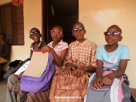 Kili Centre children in Moshi, Tanzania
