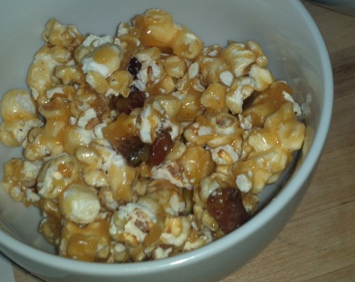 food, popcorn, bacon, caramel, foodie, food, restaurant, delicious, Atlanta, 1Kept