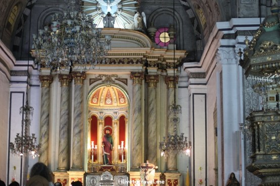 San Agustin, church, Manila, Intramuros, Baroque, UNESCO World Heritage, Philippines, Canon EOS Rebel, photo, architecture