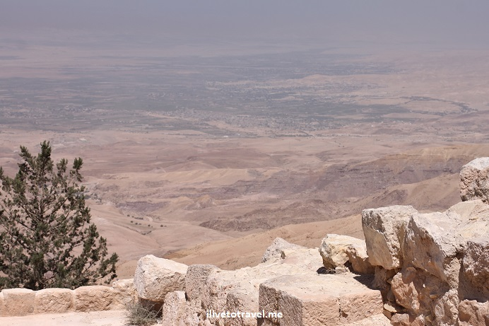 Moses, Promised Land, Mt. Nebo, Jordan, tourism, travel, photo, Canon EOS Rebel, view, vista