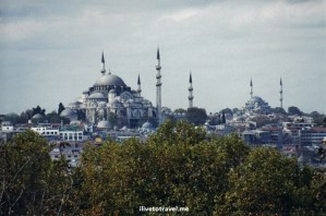 Istanbul, Turkey, Blue Mosque, Sultan Ahmed, minaret, photo, Canon EOS Rebel, travel, history, architecture
