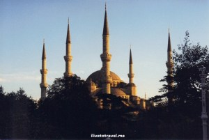 Jewels of Istanbul:  Its Mosques