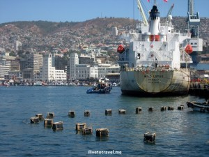 Valparaiso, Valpo, port, ship, Chile, travel, tourism, charm, Canon EOS Rebel, photo