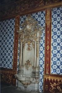 Topkapi, palace, Istanbul, Turkey, Canon EOS Rebel, Ottoman, sultan, Imperial Hall, fountain