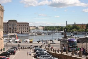 Stockholm, Sweden, architecture, sea, blue sky, travel, photo, Canon EOS Rebel