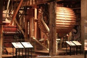 Mill City Museum, Minneapolis, Minnesota, mill, equipment, history, photo, travel, Canon EOS Rebel