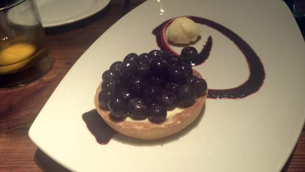Local Three, fruit tart, dessert, Atlanta,