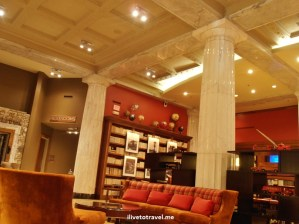 Minneapolis Hotel,architecture, Autographi Collection, hotel, lobby, historical, Minneapolis, travel, lodging, accommodation, Olympus
