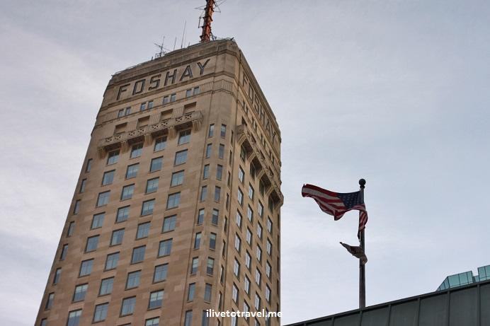 Foshay Tower, Minneapolis, architecture, art deco, travel, photo, Canon EOS Rebel, Minnesota