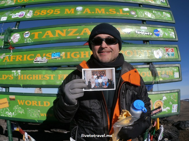 Uhuru Peak, Kilimanjaro, Tanzania, hiking, climbing, Olympus