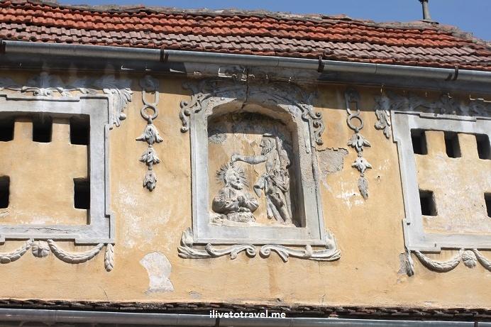 architecture, Brașov, Romania