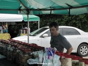 Trinidad, chadon beni, roadside stand, Maracas Bay, food, foodie, photo