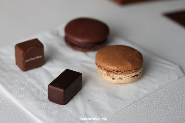chocolate, macarons, maison du chocolat, Paris, France, food, foodie, photo, Canon EOS Rebel