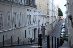 Montmartre, Paris, France, photo