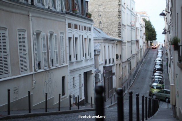 Montmartre, Paris, France, photo