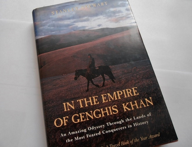 travel, book, good read, Genghis Khan, Mongolia, Central Asia, inspiring, entertaining, anecdotes