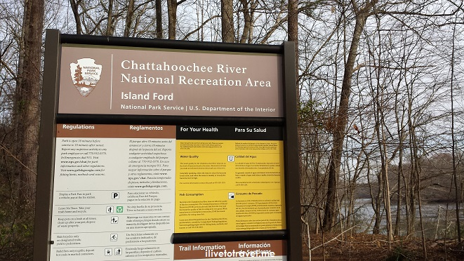 Chattahoochee River, National Recreation Area, National Park Service, hiking, Atlanta, Georgia, photo