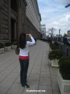 Sofia, Bulgaria, photographer, tourist