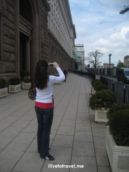 Sofia, Bulgaria, photographer, tourist