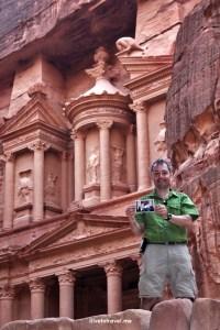 Petra, Jordan, Nabatean, archeology, ruins, history, necropolis, ancient site, exploring, Middle East, travel, photos, Canon EOS Rebel, Treasury, ilivetotravel