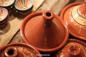 Marrakesh, clay pot, pottery, handicrafts, souvenir, market, Morocco, Olympus, travel