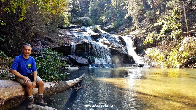 Panther Creek, trail, hiking, Georgia, cascade, waterfall, nature, outdoors, photo, Samsung Galaxy