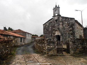 On the Camino de Santiago:  Day 4 from Palas del Rei to Boente
