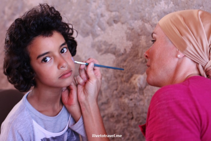 kid, Bayti Centre, Essaouira, Morocco, travel, volunteerism, Canon EOS Rebel