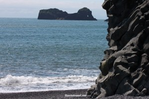 Dyrholaey, peninsula, Atlantic Ocean, Iceland, black sand, lava rocks, volcanic, travel, photo, Canon EOS Rebel