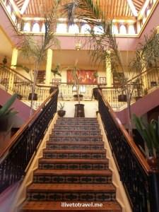 Riad Zahra Morgador, Essaouira, Morocco, room, hotel, travel, photo
