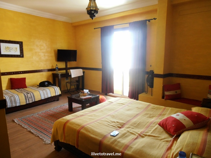 Riad Zahra Morgador, Essaouira, Morocco, room, hotel, travel, photo