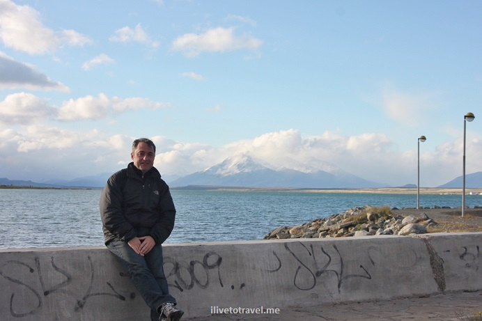 Puerto Natales, Patagonia, Chile, travel, photo, Canon EOS Rebel, water, sea, mountains