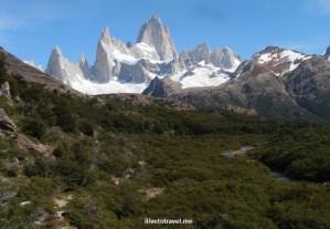 Glacier National Park, Patagonia, Argentina, trekking, hiking, photo, travel, Olympus