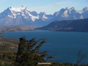 Chile, Patagonia, Torres del Paine, W circuit, hiking, trekking, travel, photo, lago Patos,Olympus