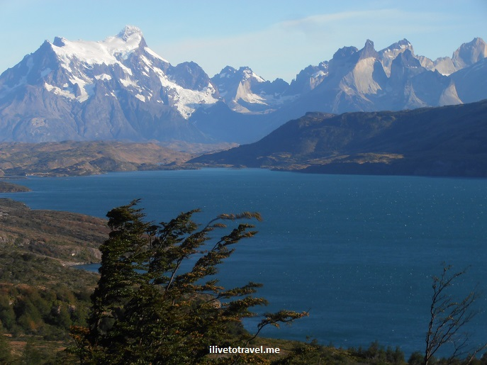 Chile, Patagonia, Torres del Paine, W circuit, hiking, trekking, travel, photo, lago Patos,Olympus