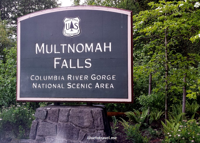 Multnomah, falls, waterfalls, Oregon, Columbia River, gorge, scenic drive, outdoors, nature, travel, photo, Samsung Galaxy