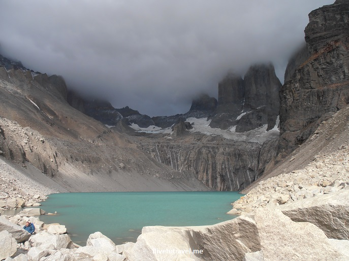 hiking, Mirador Las Torres, Torres del Paine, Patagonia, Chile, Olympus, photo, trekking, travel