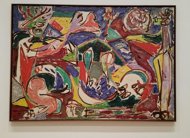 Art Institute, Chicago, art, travel, architecture, Samsung Galaxy, Jackson Pollock
