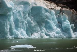 Serrano, Glacier, Chile, Puerto Natales,Patagonia, ice, boat tour, travel, photo, Canon EOS Rebel