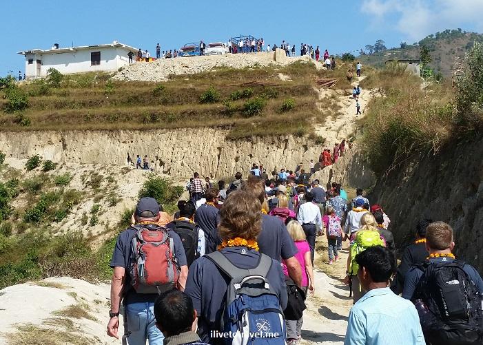 Nepal, Kumari, Nuwakot, voluntourism, trekking